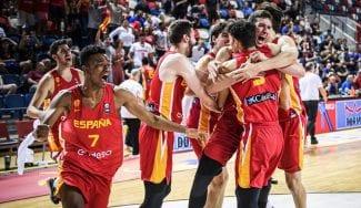 España gana a Turquía por uno y luchará por las medallas en el Europeo sub-20