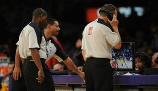 Cambios del 'instant replay' NBA: los entrenadores podrán pedir revisión