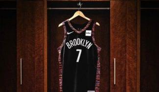Kevin Durant cambia de número: jugará con el 7 en los Nets