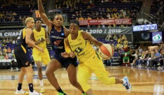 Ya se conocen los quintetos All-Star de la WNBA… con Jewell Loyd