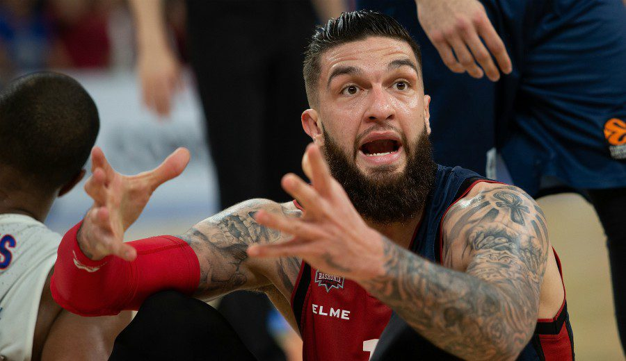 Poirier se va a la NBA: deja el Baskonia y jugará en los Boston Celtics