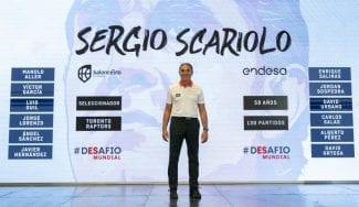 """Scariolo, optimista con España: """"Llevamos muchos años con esta presión"""""""