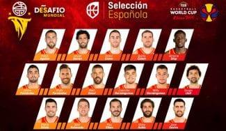 La lista de Sergio Scariolo para la Copa del Mundo