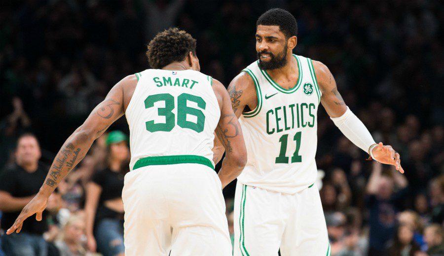 Un defensor de Irving en los Celtics: «Fue un gran compañero»