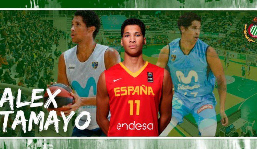 Estudiantes cede a uno de sus mirlos a LEB Oro: Álex Tamayo jugará en Huesca