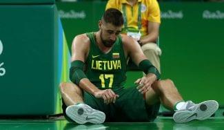 Valanciunas se apunta al Mundial con Lituania tras renovar con Memphis