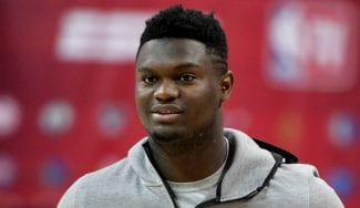 La comparación NBA de Zion Williamson es… ¡Draymond Green!