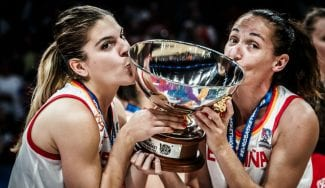 La emotiva carta de Laia Palau, capitana de la selección femenina, seis meses después de ganar el oro europeo