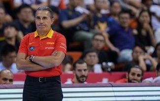 """Scariolo quita hierro a la derrota: """"No hay que darle muchas vueltas"""""""