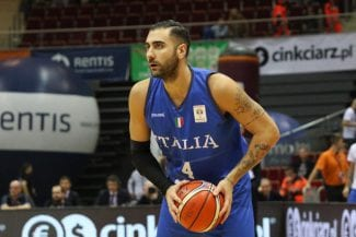 Pietro Aradori se muda: deja la Virtus de Bolonia… por la Fortitudo