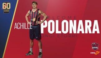 El Kirolbet Baskonia se refuerza con el italiano Achille Polonara