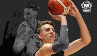 El RETAbet Bilbao Basket se hace con la perla lituana Arnoldas Kulboka
