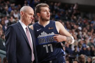 """""""No hay un jugador como Luka Doncic en toda la NBA…"""""""