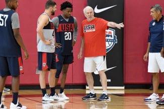 Gregg Popovich: «¿USA? Más importante que un equipo de la NBA»