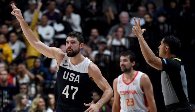 La FIBA actualiza su ránking antes del Mundial 2019: España es 4ª, EE.UU. lidera