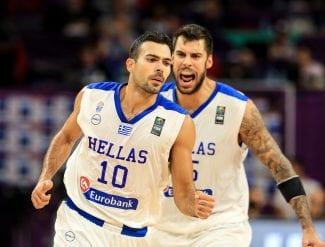 Kostas Sloukas jugará el Mundial: entra en la lista final de Grecia