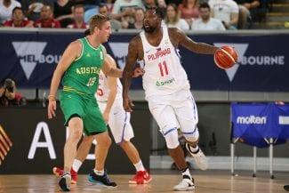 Filipinas anuncia su equipo del Mundial: allí juega el ex NBA Blatche