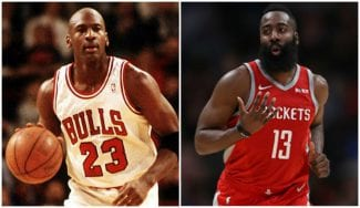 """James Harden es mejor anotador que Michael Jordan"""