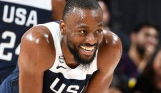 """Kemba Walker lo deja claro: """"Es un gran honor formar parte del Team USA"""""""