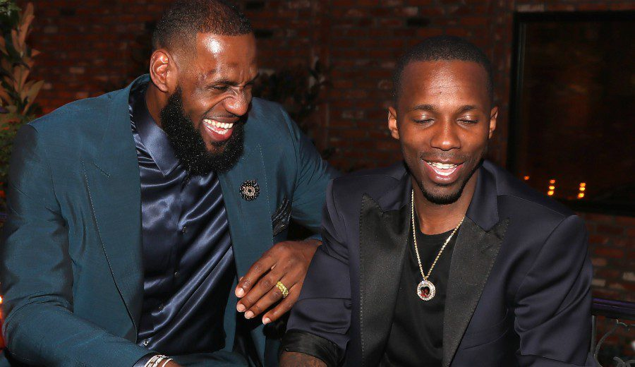 La NCAA pone trabas al agente de LeBron James