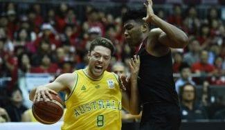 Australia ya tiene fijos para el Mundial: casi la mitad son NBA