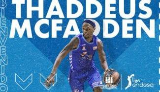 Thad McFadden se incorpora a las filas del San Pablo Burgos