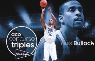 Vuelve Louis Bullock: participará en el concurso de triples de la ACB