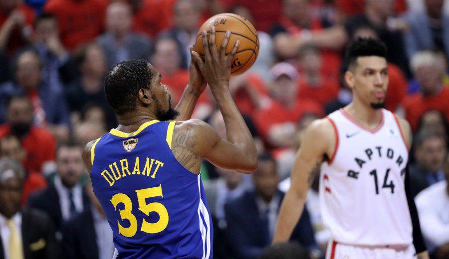 Kevin Durant no culpa a los Warriors de arriesgar para jugar en las Finales
