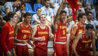 España gana el oro europeo sub-16 con perlas de Madrid, Barça y Estu
