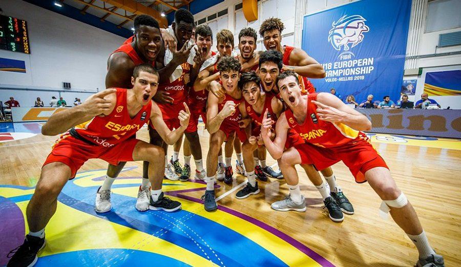 Santi Aldama lidera a España hacia el oro europeo sub-18 a lo MVP