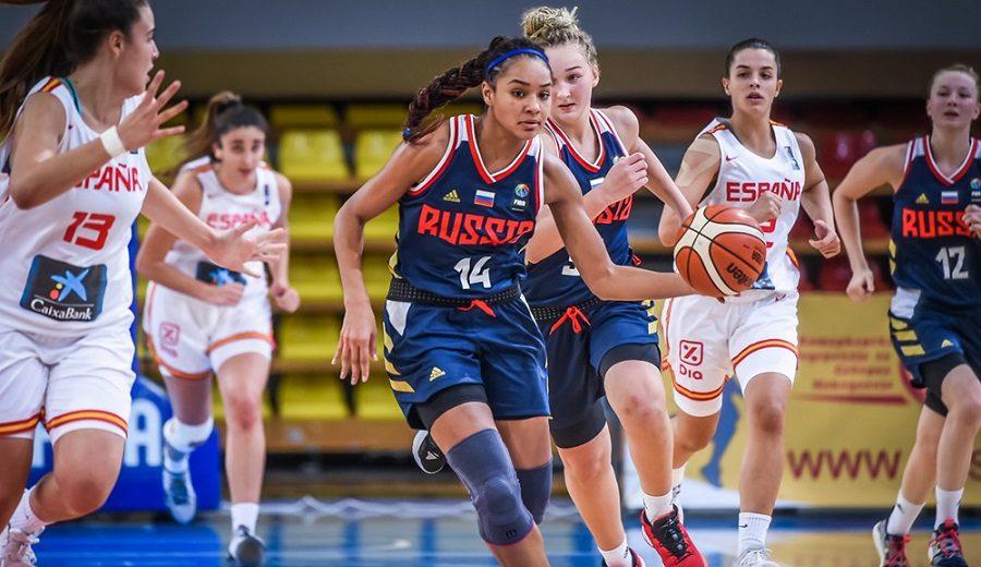 España cae ante Rusia y peleará por el bronce en el EuroBasket sub-16