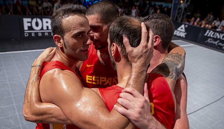 España luchará por las medallas en las dos categorías del Europeo de 3×3