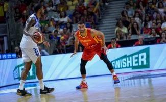 Jaime Fernández y Diop se quedan fuera de la lista para el Mundial