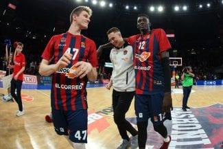 El Baskonia cede a Arturs Kurucs: jugará un año en el Riga letón