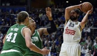 """¿Acabará allí? Sergio Llull no cierra la puerta: """"La NBA sigue ahí"""""""