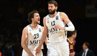 Al habla: Sergio Llull opina sobre la llegada de Mirotic al Barça