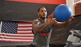 """USA Team se negó a tener a Carmelo: """"Podría haber sido una distracción"""""""