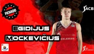 Mockevicius ya es nuevo jugador de Fuenlabrada: plantilla completa