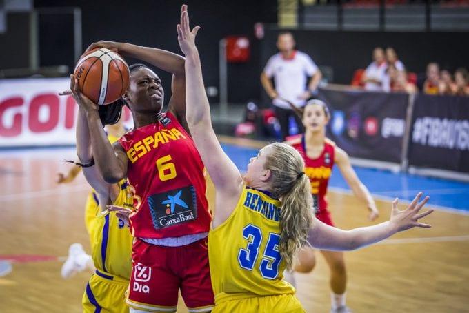 Nueva paliza de España, y van dos, en el Europeo Sub-16 Femenino