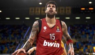 Printezis, a pesar del descenso: «Quiero acabar mi carrera en Olympiacos»