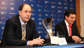 Dardo de Querejeta sobre irse de la ACB: «Va a ocurrir tarde o temprano»