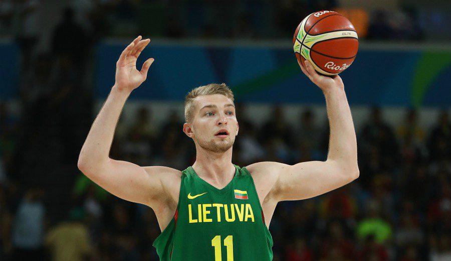 Lituania recorta su lista: así queda su roster de 15 jugadores