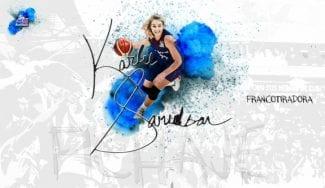 Una metralleta WNBA para el Perfumerías Avenida: Karlie Samuelson