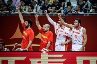 Invita a soñar: España no ha perdido aún en Mundiales en Asia