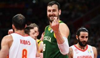 El mal perder de Andrew Bogut: «La FIBA es una puta vergüenza»