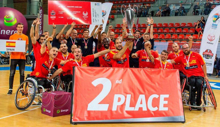 España cae en la final del Europeo BSR pero estará en los Juegos de 2020