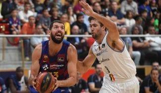 El nuevo Barcelona cae en su estreno de pretemporada ante el Andorra