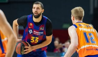 Nikola Mirotic, MVP del mes de octubre en la Liga Endesa