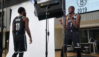 Irving carga contra los Warriors, Durant les vacila: «Pensé en ellos dos segundos»