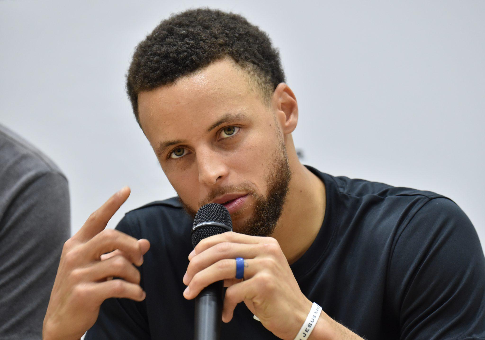 Stephen Curry quiere jugar con Estados Unidos en Tokyo 2020